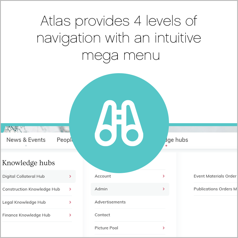 Atlas feature image of ____