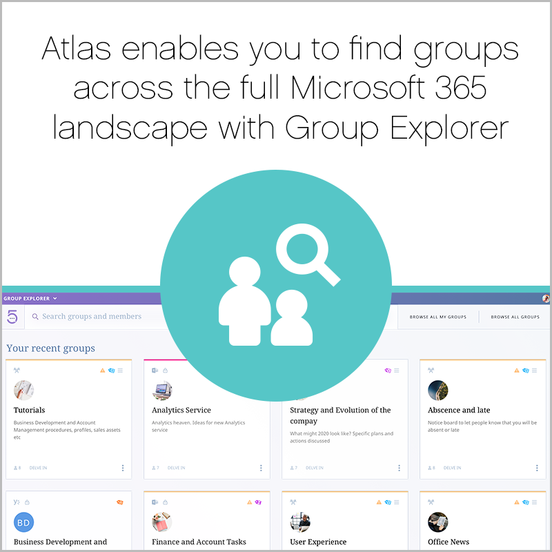 Group Explorer